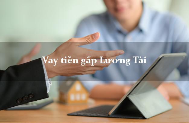 Vay tiền gấp Lương Tài Bắc Ninh