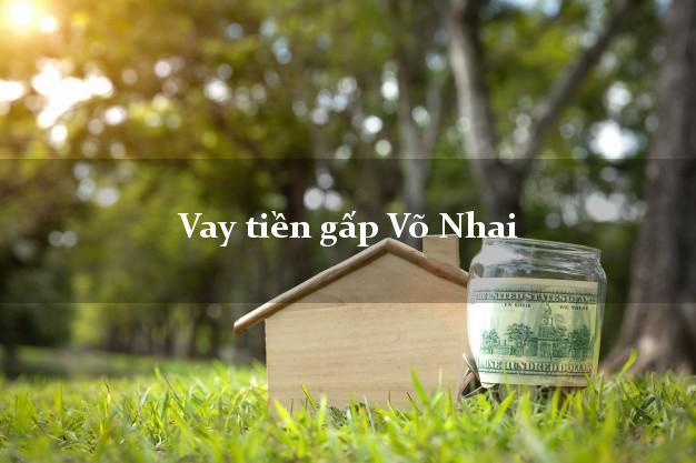 Vay tiền gấp Võ Nhai Thái Nguyên