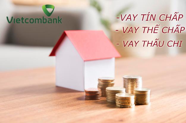 Hướng dẫn vay tiền Vietcombank tháng 4 2021