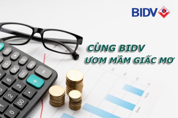 Hướng dẫn vay tiền BIDV trong ngày
