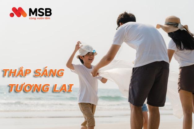 Hướng dẫn vay tiền MSB mới nhất